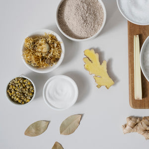 Raw Ingredients | C&Co.® Handcrafted Skincare