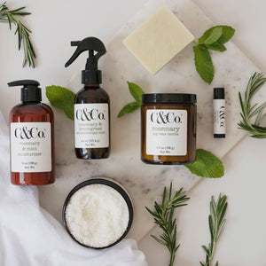 C&Co.® Handcrafted Skincare