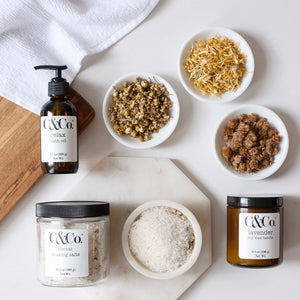 Winter Self-Care Rituals | C&Co.® Handcrafted Skincare