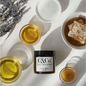 Daily Face Polish | C&Co.® Handcrafted Skincare