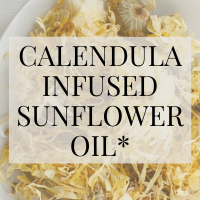 Calendula Infused Organic Sunflower Oil   Ingredient Transparency