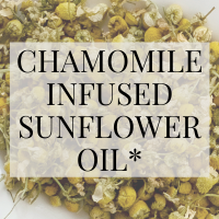 Organic Chamomile Infused Organic Sunflower Oil   Ingredient Transparency