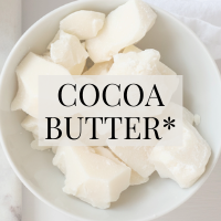 Organic Cocoa Butter   Ingredient Transparency