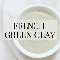 French Green Clay   Ingredient Transparency
