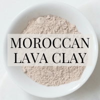 Moroccan Lava Clay   Ingredient Transparency