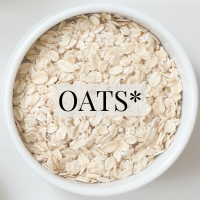 Organic Oats   Ingredient Transparency