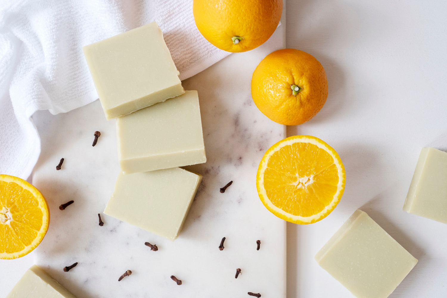 Sweet Orange & Clove Artisan Soap - C & Co.®