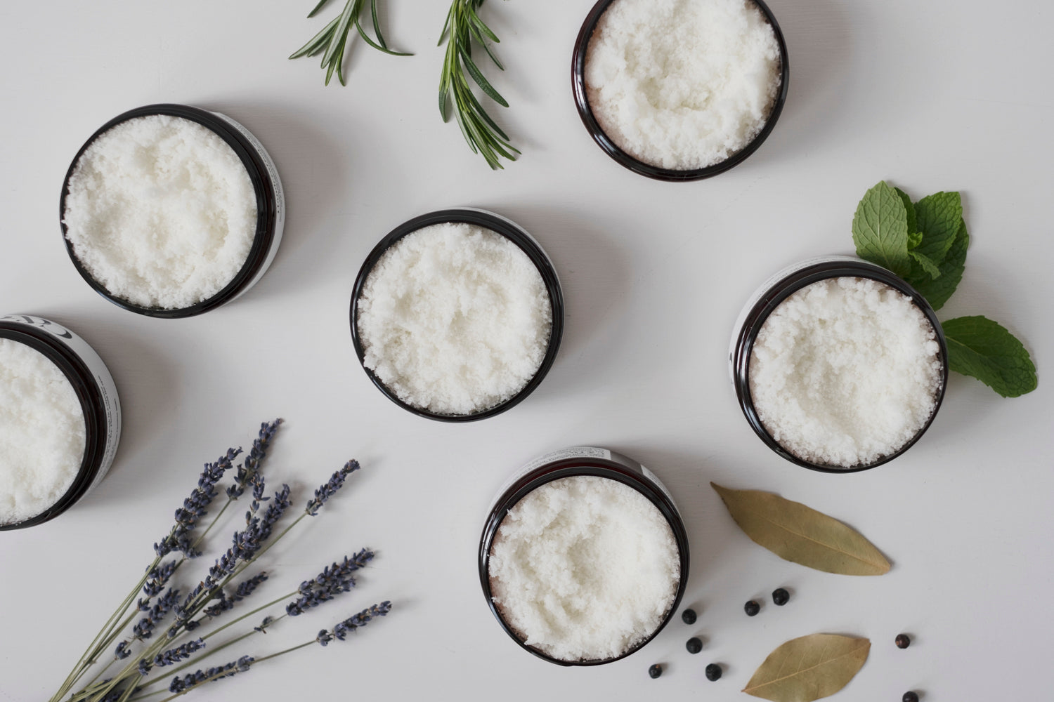 Lavender & Rosemary Sugar Scrub - C & Co.®
