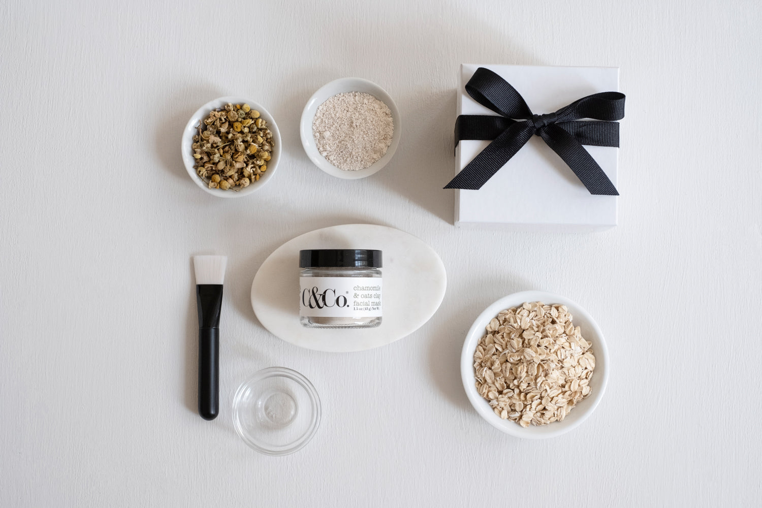 Chamomile & Oats Mask Set - C & Co.®