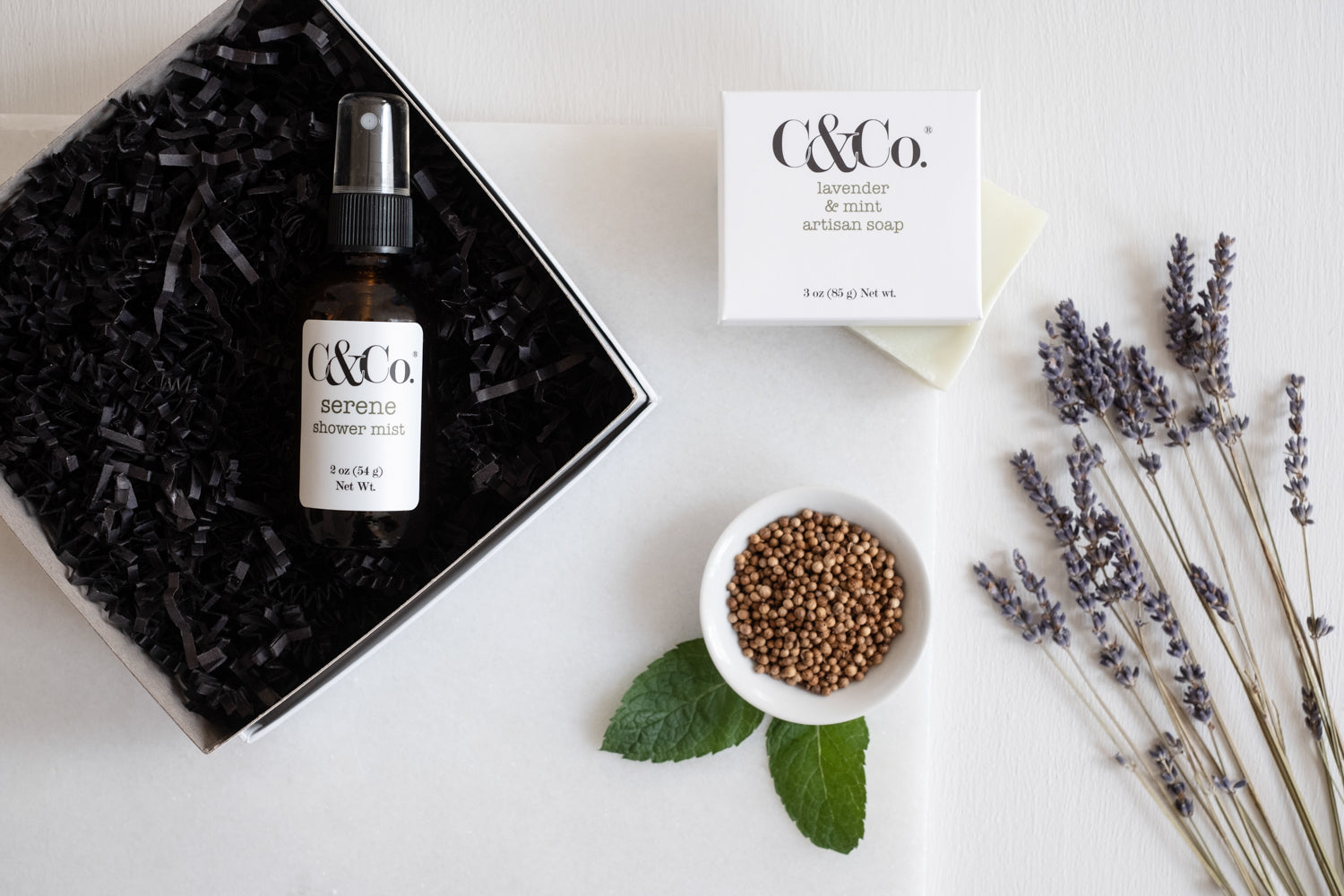 PM Shower Essentials - C & Co.®