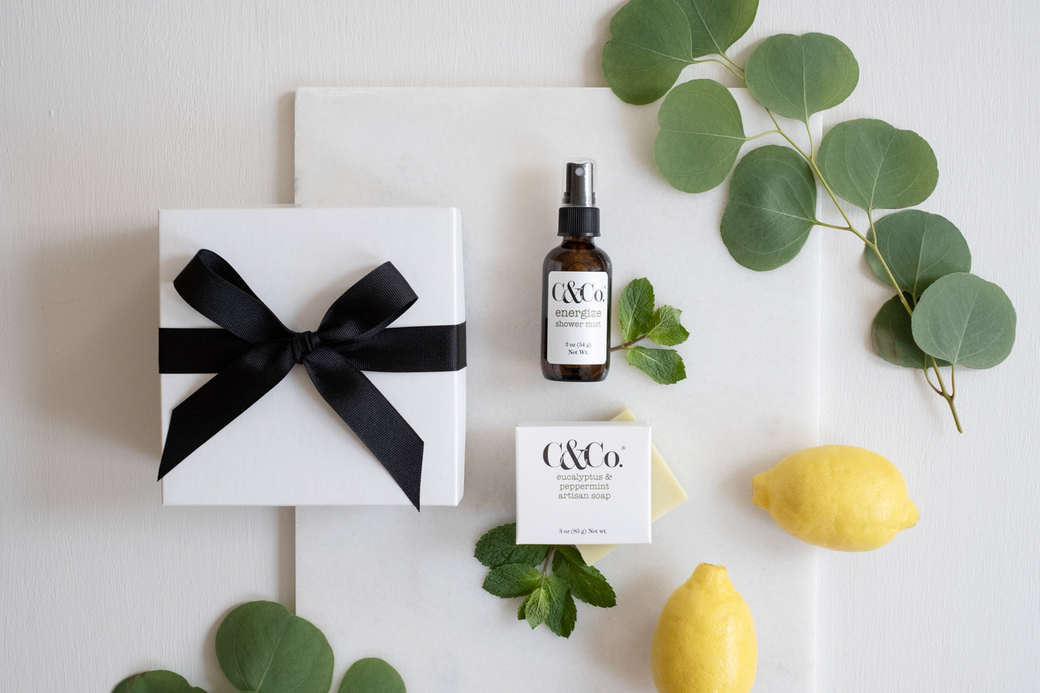 AM Shower Essentials - C & Co.®