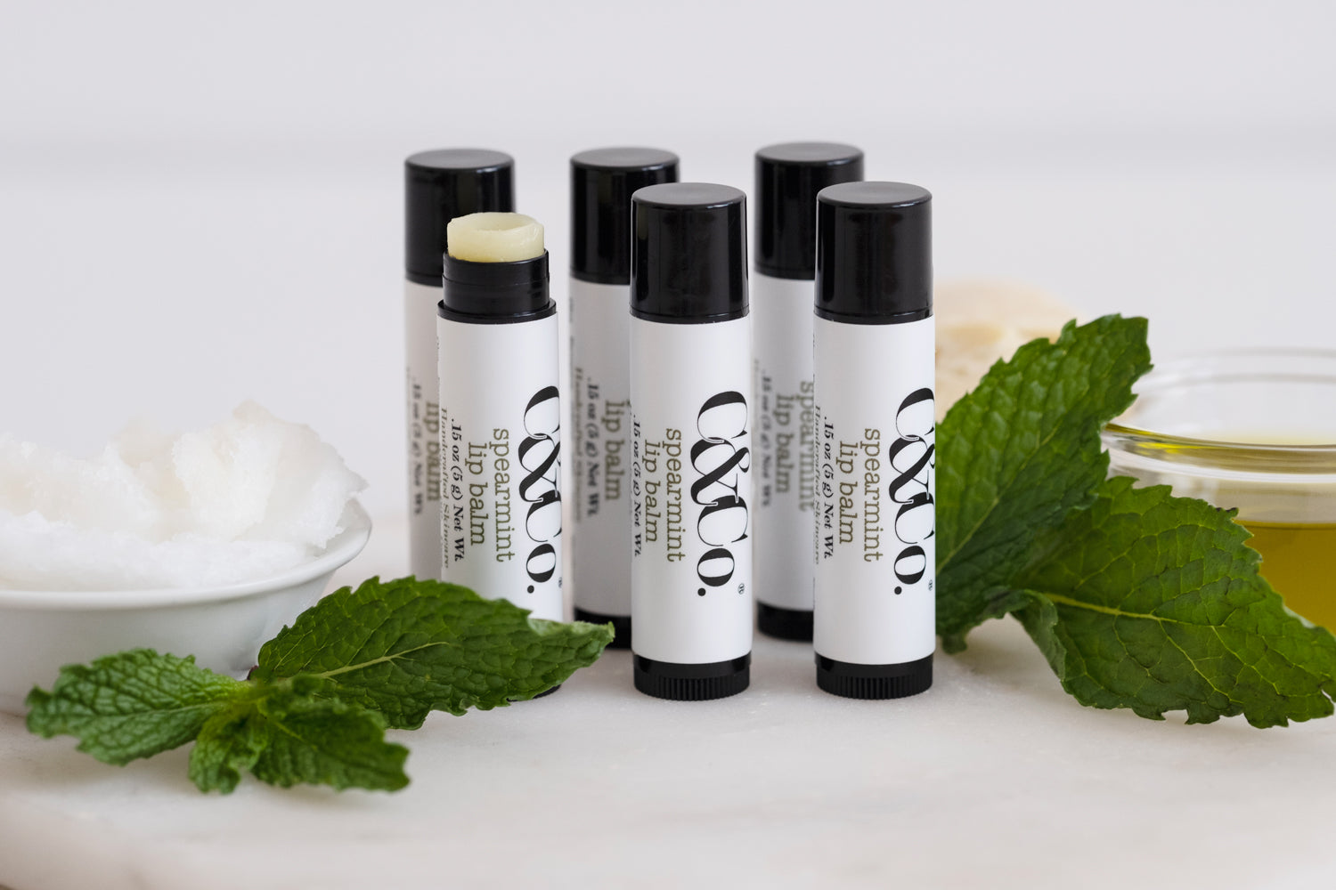 Spearmint Lip Balm - C & Co.®