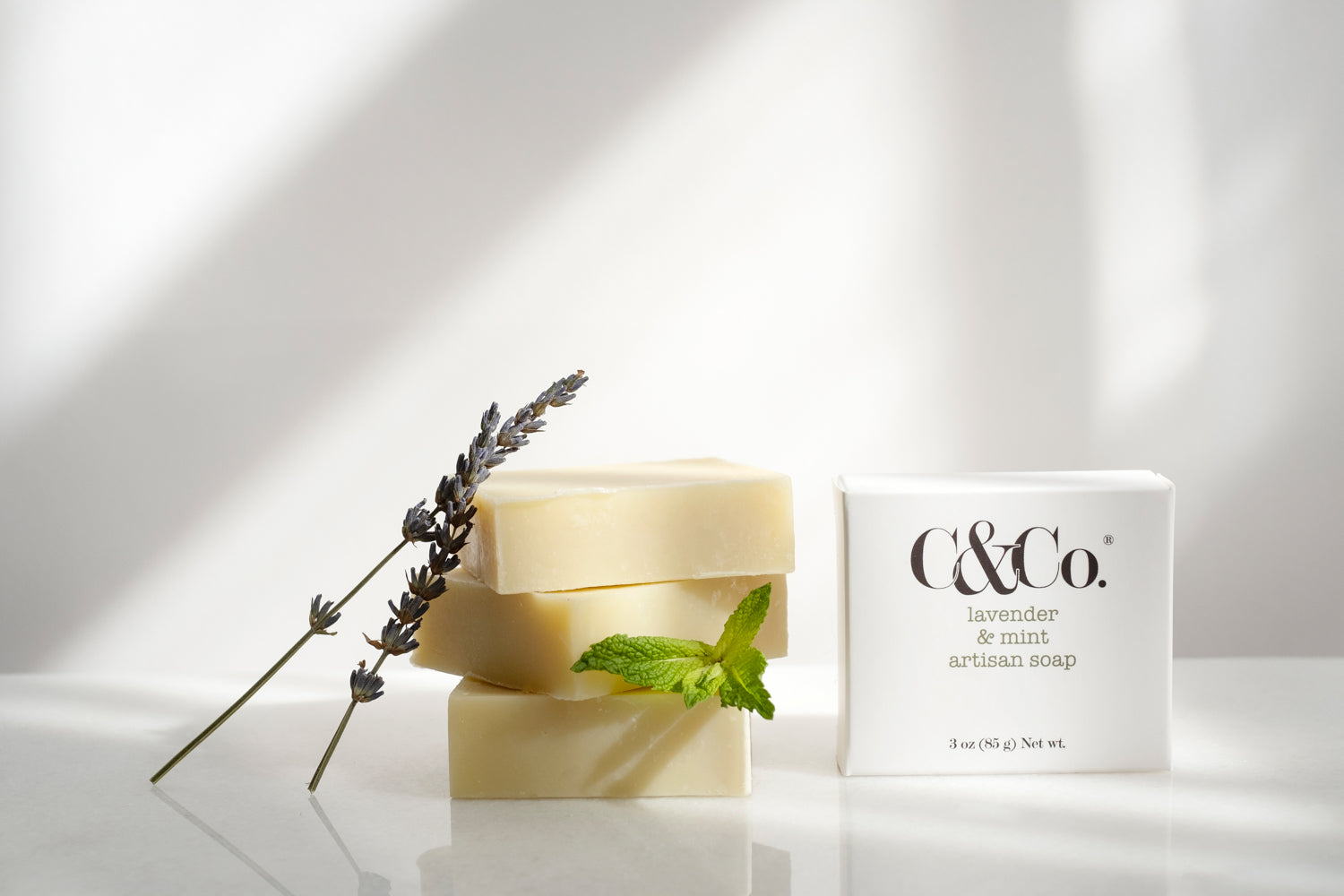 Lavender & Mint Artisan Soap - C & Co.®