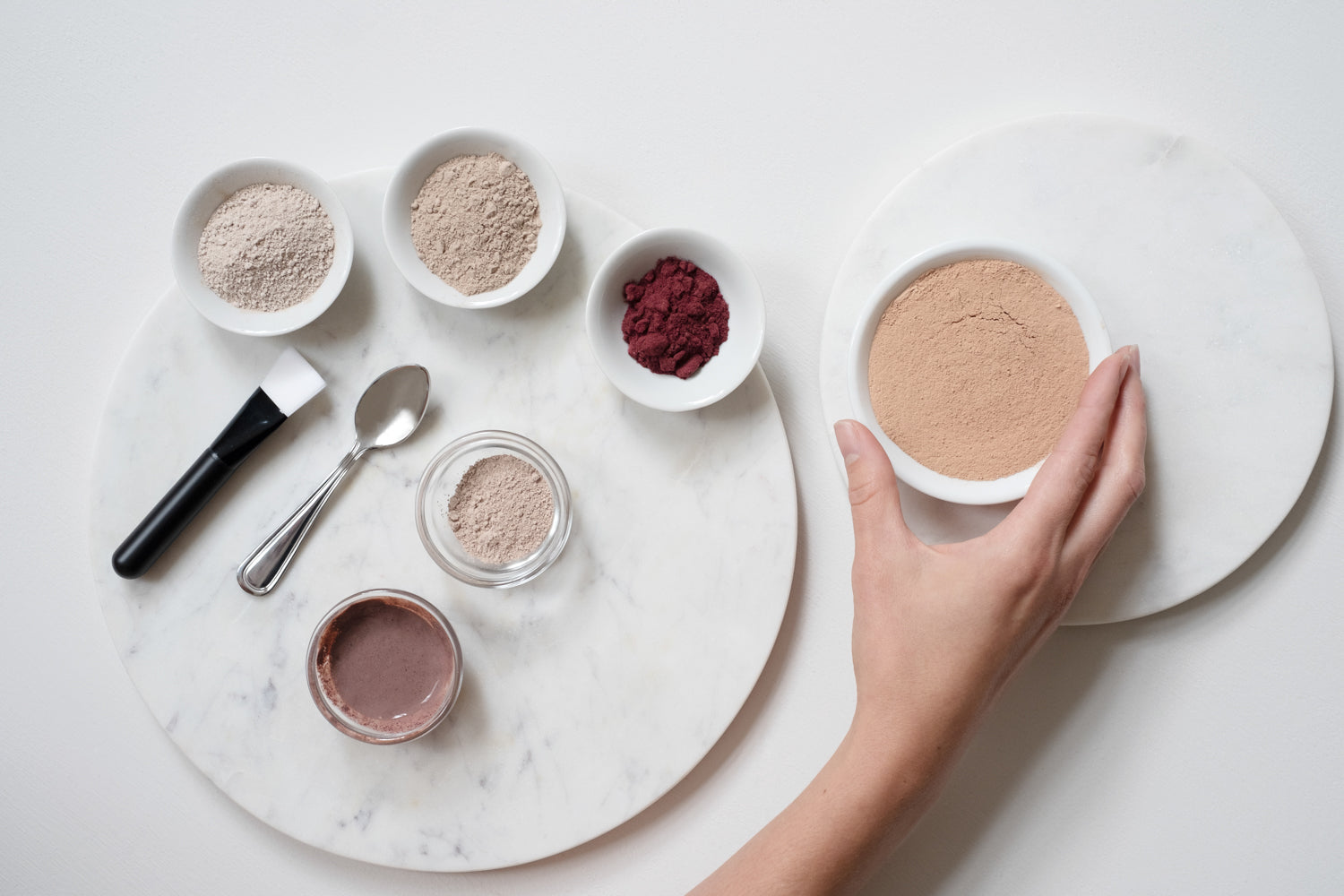 Red Clay Facial Mask - C & Co.®