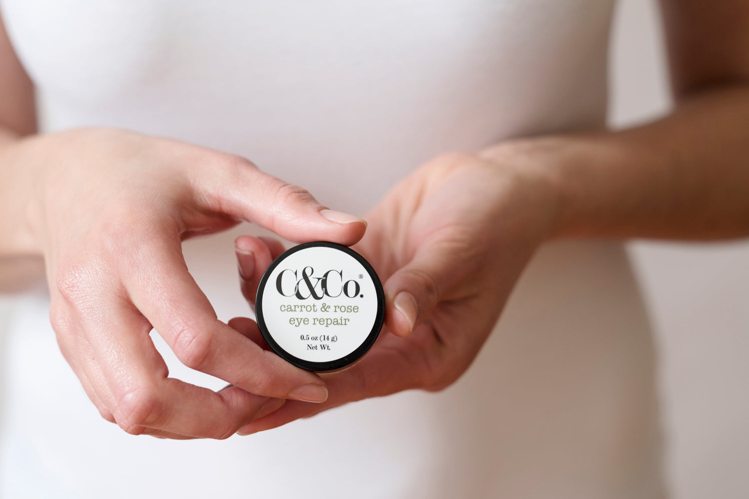 Carrot & Rose Eye Repair - C & Co.®