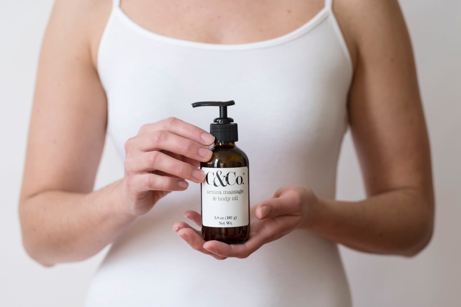 Arnica Massage & Body Oil - C & Co.®