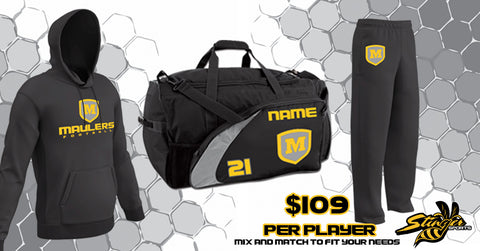 custom football uniform warmup package