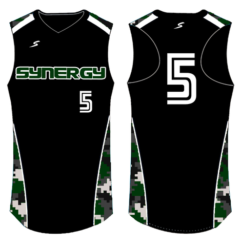 Stinger Digital Camo Custom Softball Jersey