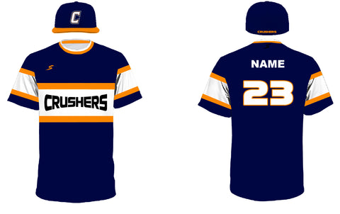 Custom Baseball jersey single stripe