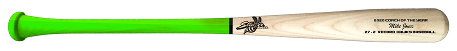 Custom Trophy Wood Bat
