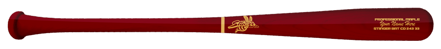 Custom Stinger Pro Model 271 Wood Bat