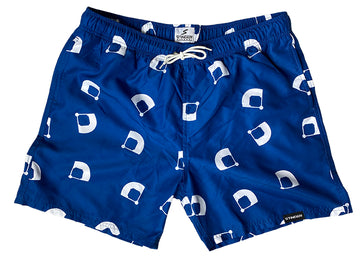 Diamond Baseball Swim Trunks