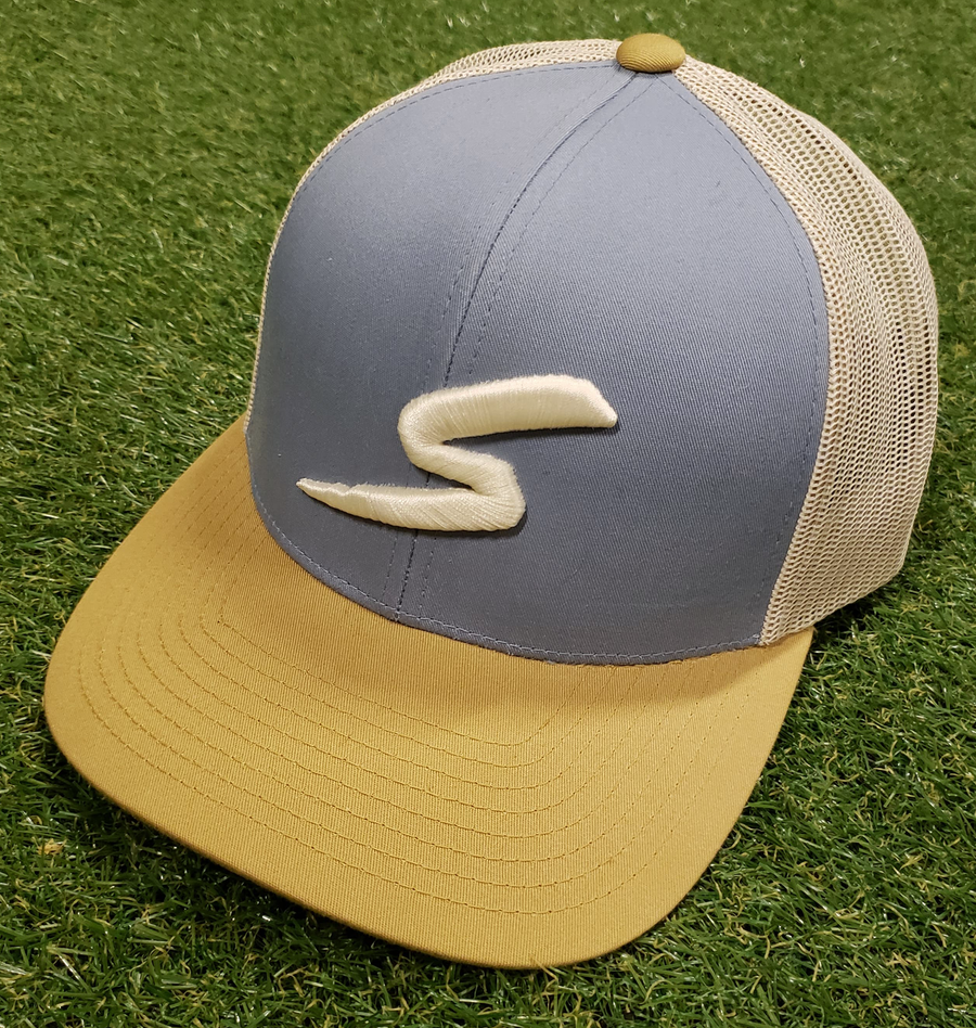 Sky and Sand Trucker Hat