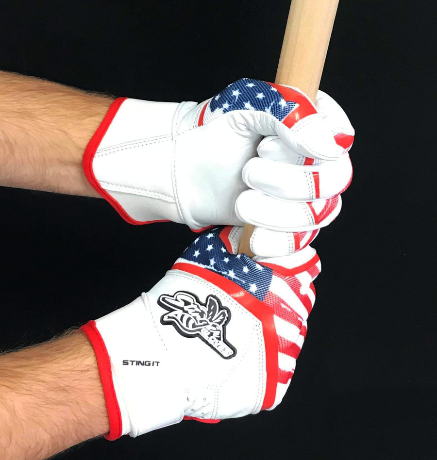 Stinger - Sting Squad USA Batting Gloves