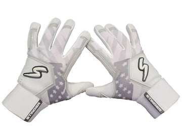 Stinger Winder Series Ice USA Batting Gloves