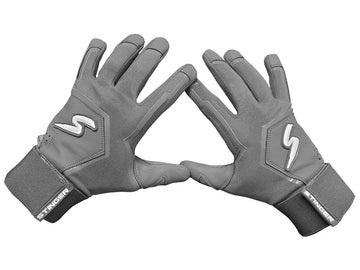 Stinger Winder Series Smoke Gray Batting Gloves