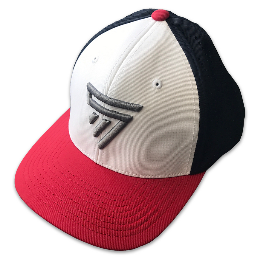 Stingman Red White and Blue Flexfit Hat