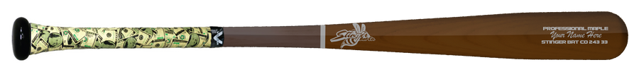 Custom Stinger Pro Model M110 Wood Bat