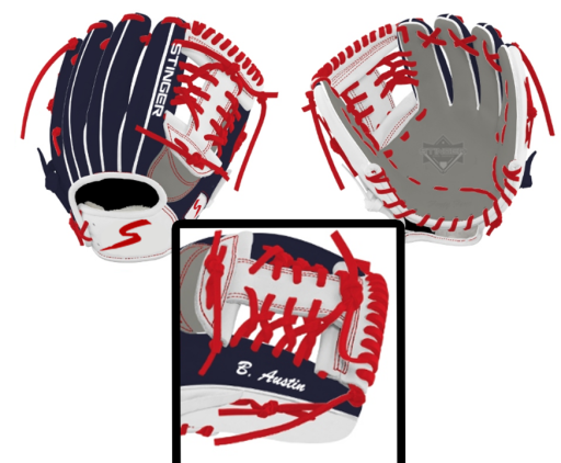 Stinger Custom Fielding Glove