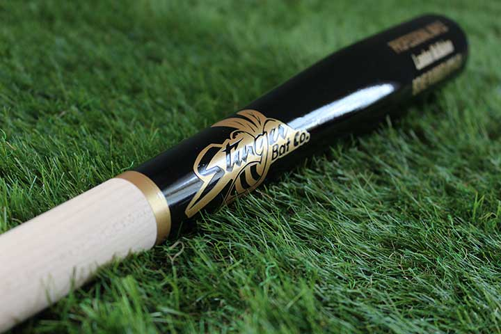 Youth (Custom) Stinger Pro Model Wood Bat