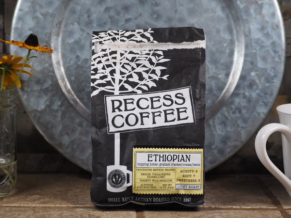 Ethiopian - Light Roast