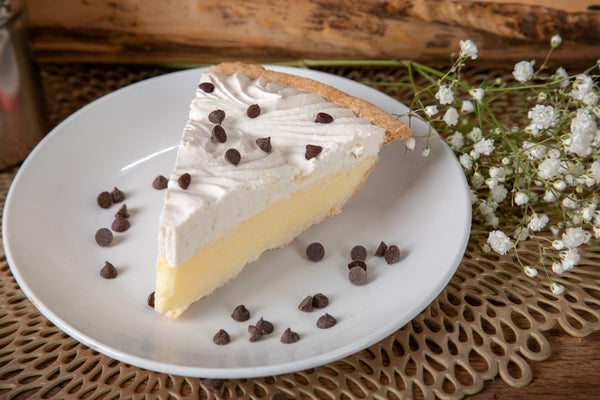Cannoli Cream Pie