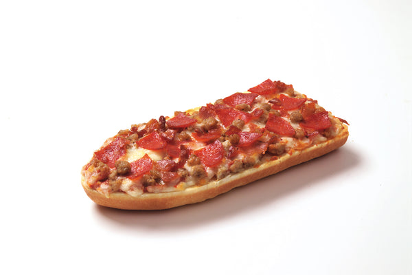 Zap-A-Snack Meat Lovers Pizza