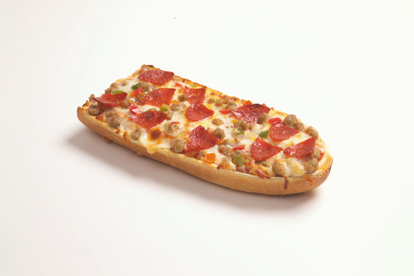 Zap-A-Snack Supreme Pizza