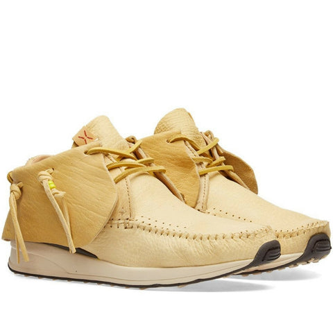 Visvim WMV: FBT Red Deer (light yellow)