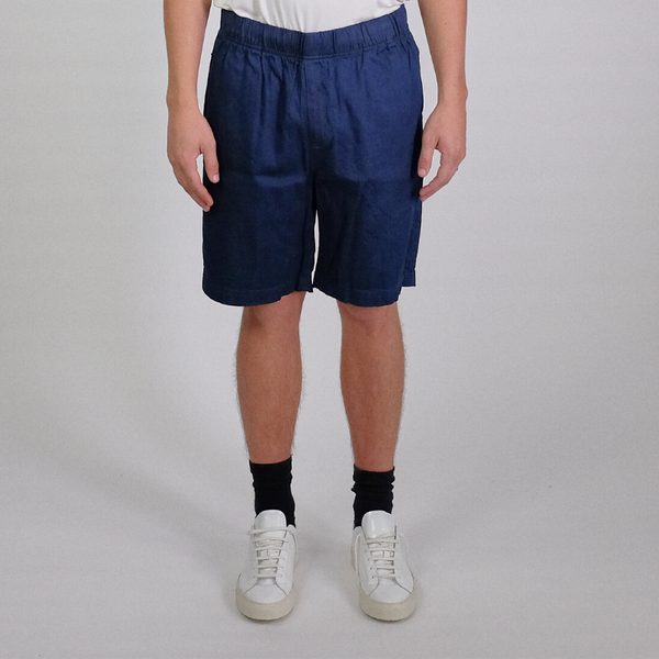 Canvas . Malibu: B-ball Shorts (blue)