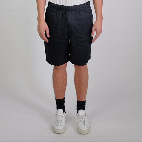 Canvas . Malibu: B-ball Shorts (black)
