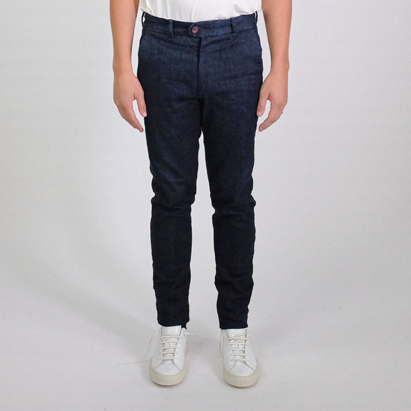 Canvas . Malibu: Denim Trouser (blue)