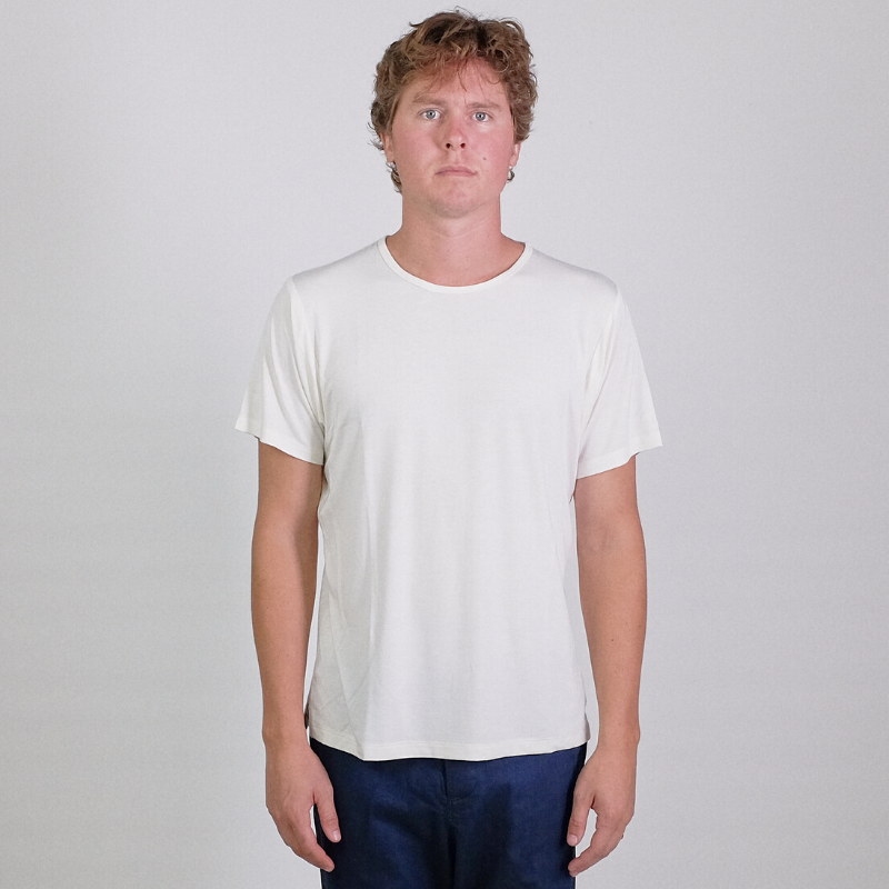 Canvas . Malibu: Soft Tee s/s (natural)
