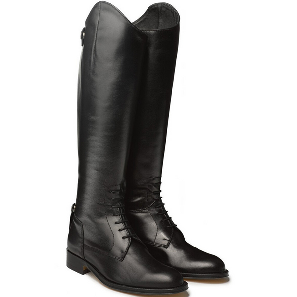 J.J. Gray (woman): Luther Riding Boot (black)