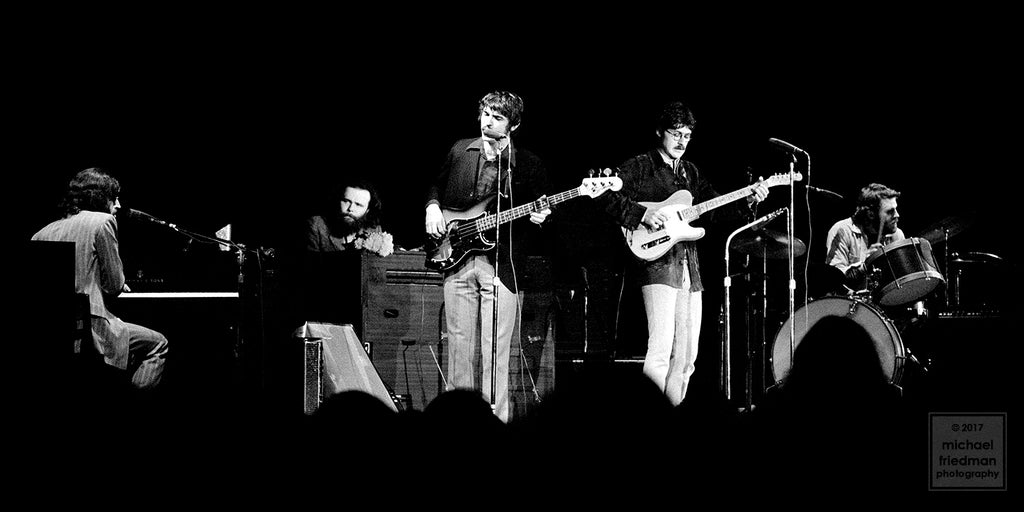 The Band The Felt Forum New York City 1969 (1of5)