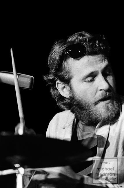 Levon Helm, The Felt Forum Nyc 1969 (1of5)