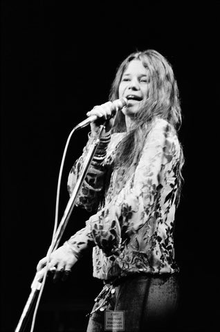 Janis Joplin Madison Square Garden 1969 (1of5)