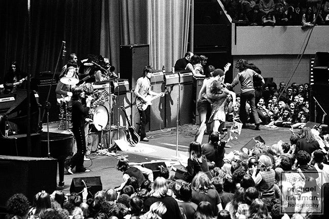 Mick Jagger, Madison Square Garden 1969 (1of5) 4