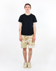 Engineered Garments: Ghurka Shorts Hawaiian Print (khaki)