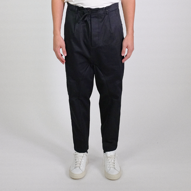 Canvas . Malibu: Drop Pant (black)